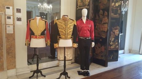 Michael Jackson's ensembles