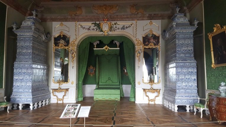 The Duke's Bedchamber (featured as Pierre's room in War and Peace)